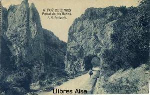 Foz de Binies 6 Portal de los Baños (Huesca) 16 €