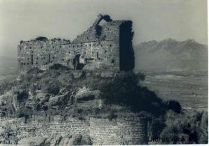 Castell de Rocafort (Baix LLobregat) Església de Sant Genís. Foto arxiu Rotger Sintes. s/d anys 70? 18 €