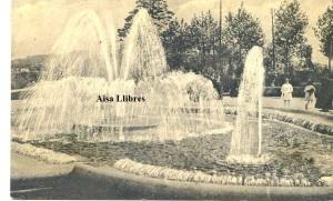 Barcelona 133 Nuevo Parque Municipal de Montjuich Fuente Magica .ed. Jorge Venini Barcelona  seri standard s/f  1929 ¿ Blanco y Negro 9 €(