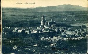 Girona  Vista general   5 €