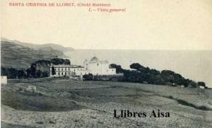 Santa Cristina de Lloret L Vista General  22 €