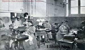 Barcelona Casa Provincial de Caridad Sastrería. Ed. Impr. Casa de  Caridad s/d principis segle XX 25 €