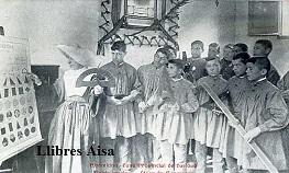 Barcelona Casa provincial de Caridad Sordo-mudos clase de Geometría Ed. Impr. Casa de  Caridad s/d principis segle XX 25 €
