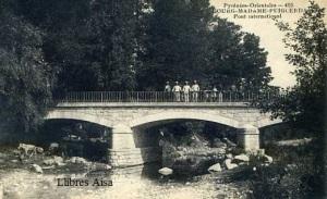 Pyrénées Orientales 495 Bourg Madame  Puigcerda Pont International. Principios siglo XX  15 €