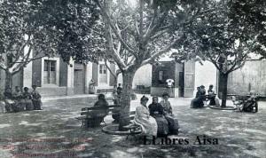 Barcelona Casa Provincial de Caridad Patio de Bienhechores incógnitos departamento de mujeres  principios siglo XX  25 €