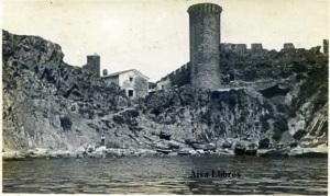 Tossa de Mar Castell des de la cala sense dates  6 €