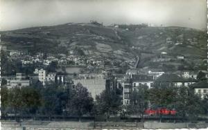 Bilbao nº 15 vista parcial de Bilbao Viejo fecha a lápiz 15-9-1950. Ed. Edición El paisaje Español Bilbao fotográfica  6 €