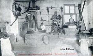 Barcelona Casa Provincial de Caridad Semolería y Chocolatería  Imprenta Casa Caridad s/f  (principios siglo XX) 20 €
