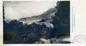 Balneario de Cardó (Tarragona) Vista del Balneario fotográfica s/f. (años 30?) con ventanilla  8 €