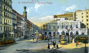 Barcelona nº 25 Calle Pelayo RSA Ed Rovira SA  nº 1231/11 s/d principios de siglo XX 27 €