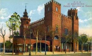 Barcelona nº 91 Escuela Municipal de Música Ed Rovira SA s/f principios siglo XX 25 €