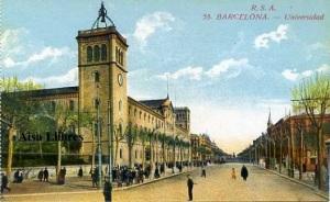 Barcelona nº 55 Universidad Ed Rovira SA s/f principios siglo XX 25 €