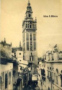 Sevilla La Giralda (sin datos) CRS 52  s/d Blanco y Negro 4 €