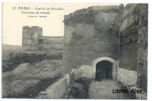 Málaga nº 57 Castillo de Gibralfaro Torreones de entrada , 15€