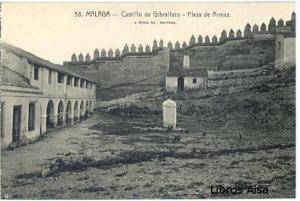 Málaga nº 58 Castillo de Gibralfaro Plaza de Armas  15 €