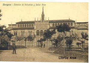 Zaragoza Escuelas de Industrias y Bellas Artes 9 €