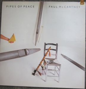 Paul McCartney Pipes of Peace 1983 25 €