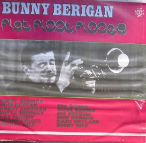 Jazz Bunny Berigan  Flat floot floogle 50 €