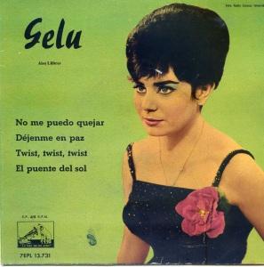 Gelu No me puedo quejar  1962 , vinilo 45 10 €