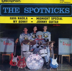 The Spotnicks Hava Nagila  1963  9 € Vinilo 45
