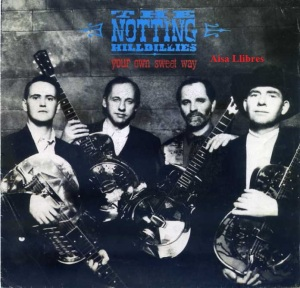The Notting Hillbillies  Your Own sweet way vinilo 45 , 1990, 9 €