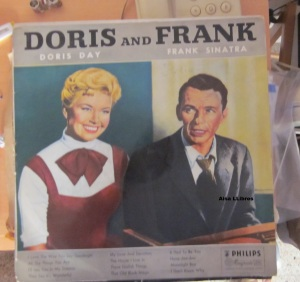 Doris Day  Frank Sinatra  Philips London  10 €
