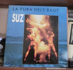 La fura dels Baus  Suz ed. Virginia España  1987,  70 €
