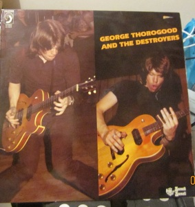 George Thorogood and the destroyers  ed. Sonet productions  London 1978 , 60 €