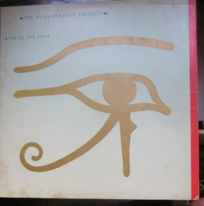The Alan Parsons Project Eye in the Sky   ed. Ariola Barcelona 1982  16 €
