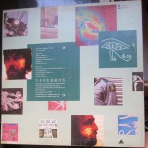 The Alan Parsons Project Eye in the Sky   ed. Ariola Barcelona 1982  16 € dorso