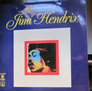 an hi- fi rare batch of Jimi Hendrix  30 €