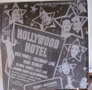 Benny Goodman & His Orchestra  Hollywood Hotel 40 €