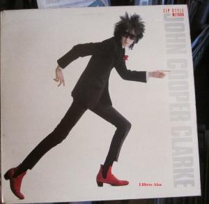 John Cooper Clarke  Zip Style Method  England 1982  18 €