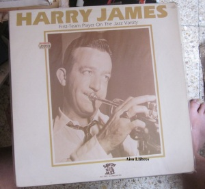 Harry James  Firts- Team Player On The Jazz Varsity Vinilo LP doble  19876 New York  10 €
