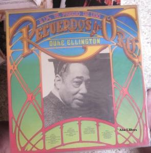 Duke Ellington Recuerdos de Oro  2 LPs al precio de uno  Madrid 1982  12 €