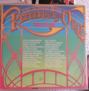 Duke Ellington Recuerdos de Oro  2 LPs al precio de uno  Madrid 1982  12 € dorso