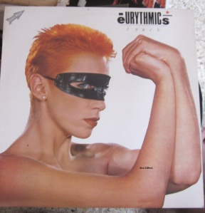 Eurythmics touch  Dance Music  LP  Madrid 1983  12 €