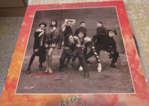Peor impossible Keops  1988 vinilo  LP  12 €