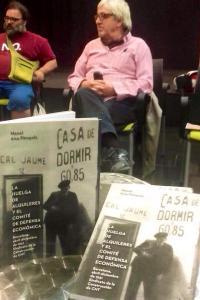 Presentació Llibre de la Huelga de alquileres a Girona 9 d 'octubre de 2015