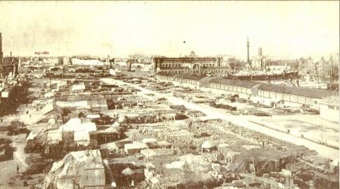 1 384 El moll de Barcelona un dia de Vaga general de 1919
