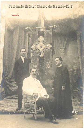 10 Patronato escolar obrero de Mataró 1911