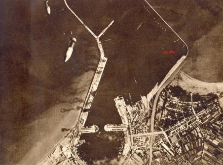 1port de valència bombardeig de l'aviació italiana 1938