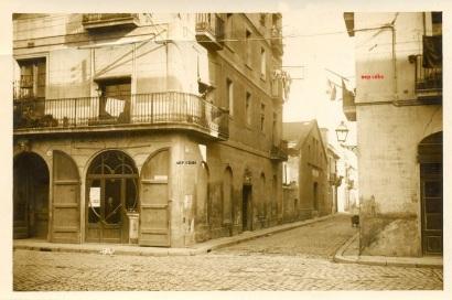 229_Carrer San Juan de Malta Bar Castells on va ser ferit el agent Quintela