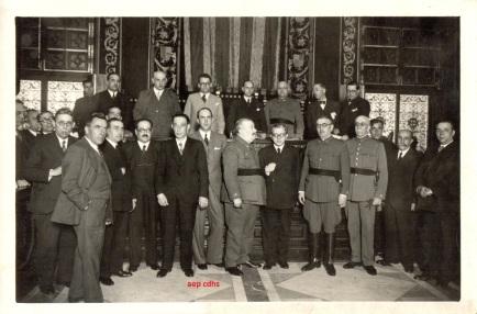 288 - Costitucion de la Junta de Seguirdad Aiguader alcalde Barna