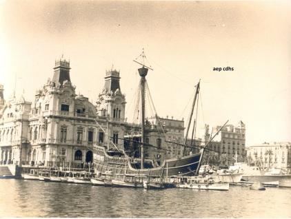 77 Port de Barcelona La pINTA O LA nIÑA
