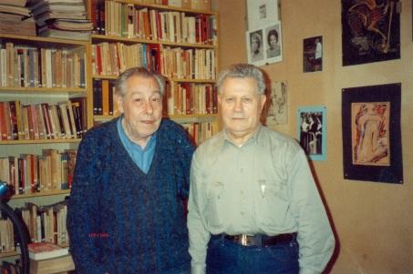 Diego Camacho y Federico Arcos