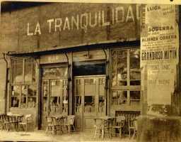 Bar La tranquilidad Barcelona av Paral.lel